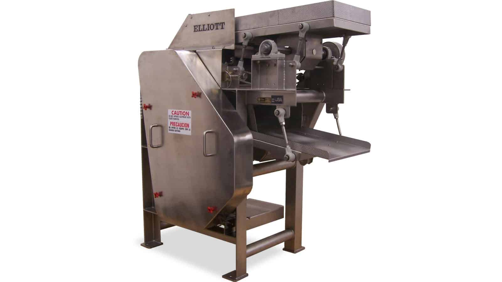 Fruit macerator_Elliott Manufacturing_Fresno_California