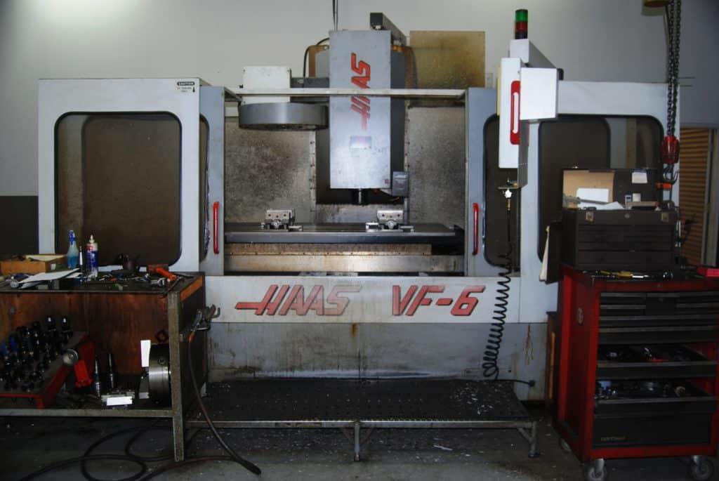 Haas VF-6