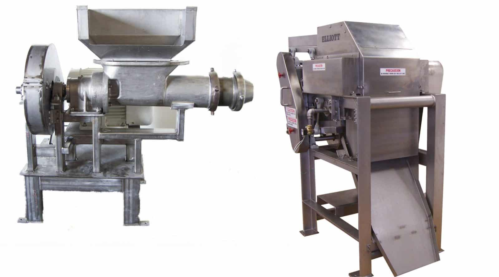 Fruit macerator_fruit grinder_Elliott Manufacturing_Fresno_California
