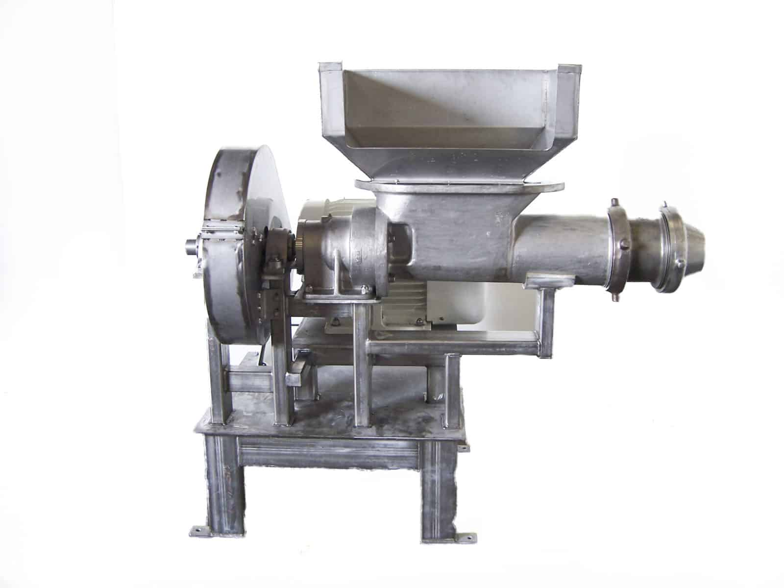 paste grinder_Elliott Manufacturing_Fresno_California